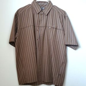 REI Button Up Fishing Shirt